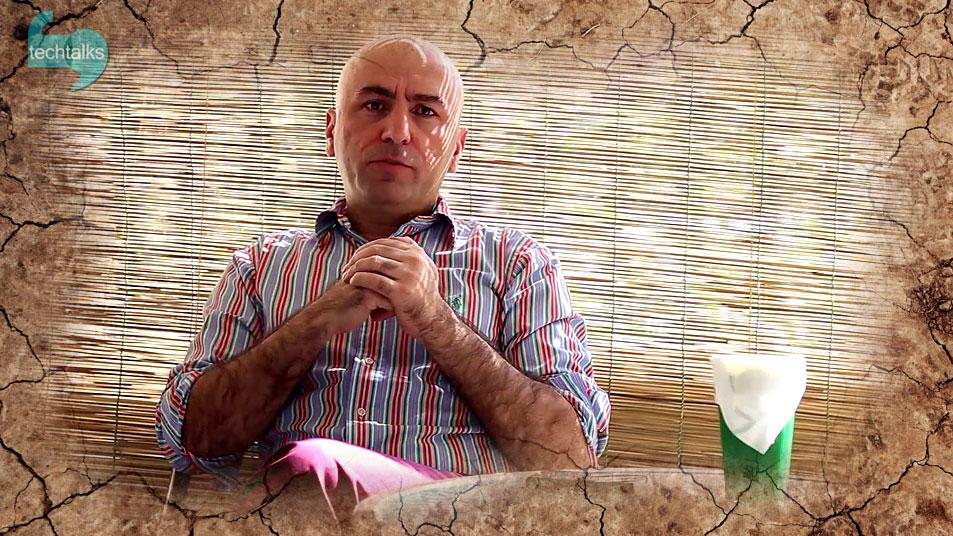 تک تاکس - بزرگمهر حسینپور:ما در نابود کردن منابع طبیعی استادیم - techtalks.ir