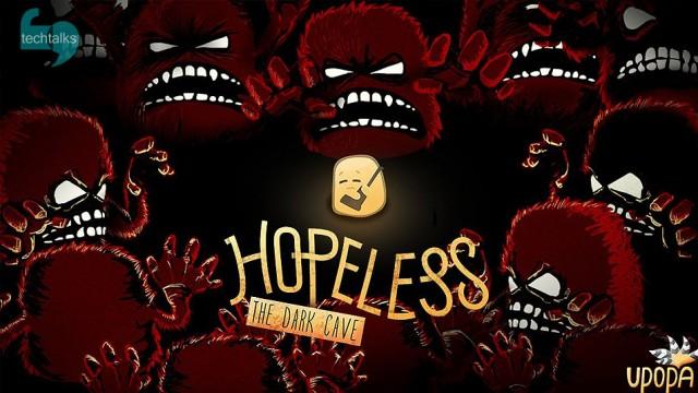 Hopeless: The Dark Cave پر از غول های بامزه اما ترسناک