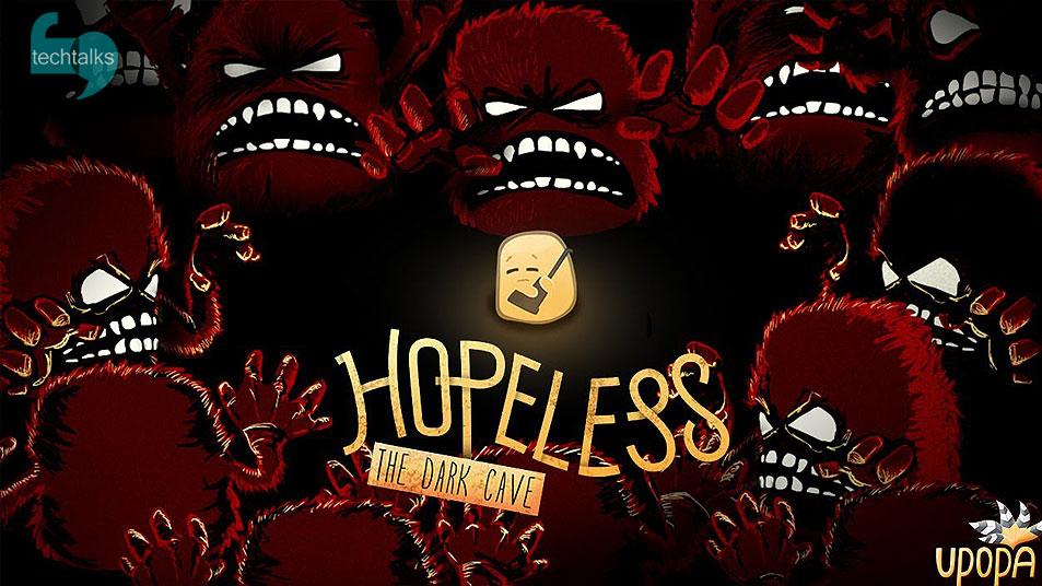 تک تاکس – Hopeless: The Dark Cave پر از غول های بامزه اما ترسناک – techtalks.ir