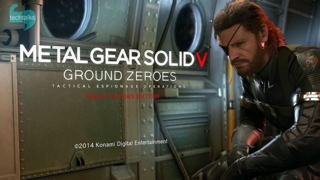 ۵ میلیون نسخه از بازی متال گیر سالید ۵ فروخته شد