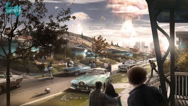 با بازی Fall Out 4 به پایان دنیا قدم بگذارید