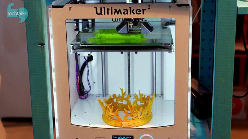 تک تاکس - پرینت سه بعدی از شیر مرغ تا جون آدمیزاد! - techtalks.ir