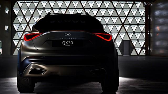تصاویر و جزئیاتی از خودروی کراس اوور ۲۰۱۶ Infiniti QX30