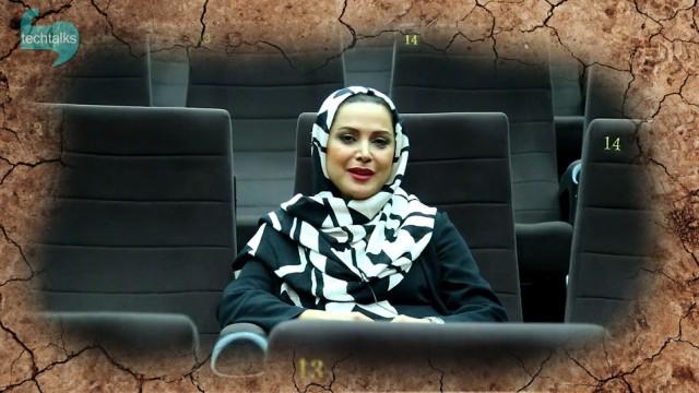 کمند امیرسلیمانی:دریاچهی ارومیه دارایی ماست، از دستش ندهیم