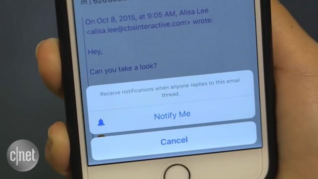 برترین ویژگیهای ایمیل در آیفون که هنوز به استفاده از آنها عادت نکردهاید