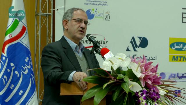 تک تاکس - نصرالله جهانگرد - معاون وزیر و رئیس سازمان فناوری اطلاعات - techtalks.ir