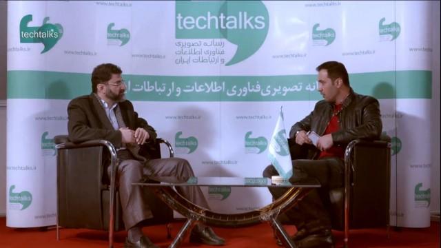 علی اصغر انصاری – معاونت توسعه و مدیریت شبکه ملی اطلاعات سازمان فناوری