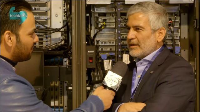 محمود صادقی، رئیس هیات مدیره اندیشه نگار پارس