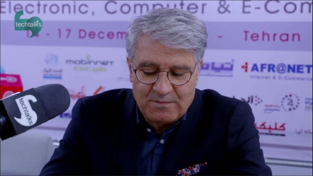 حسین واعظ قمصری، مدیر عامل پرداخت الکترونیک سامان کیش