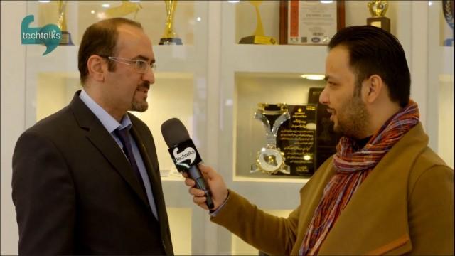 جواد عمرانی، مدیر تحقیقات توسعه Green