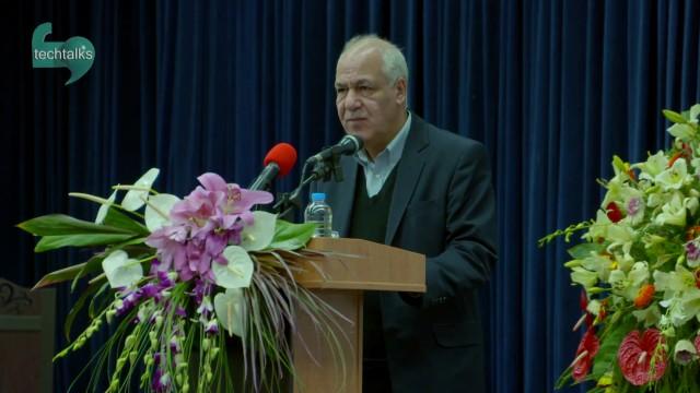 دکتر اسفهبدی – مدیرعامل شرکت سهامی نمایشگاههای بینالمللی تهران
