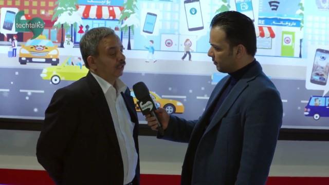 حجت الله اسدی – قائم مقام مدیرعامل شرکت حلماگستر خاورمیانه