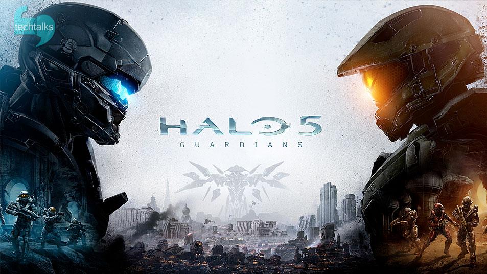 تک تاکس - با Halo 5 به فضا سرک بکشید - techtalks.ir