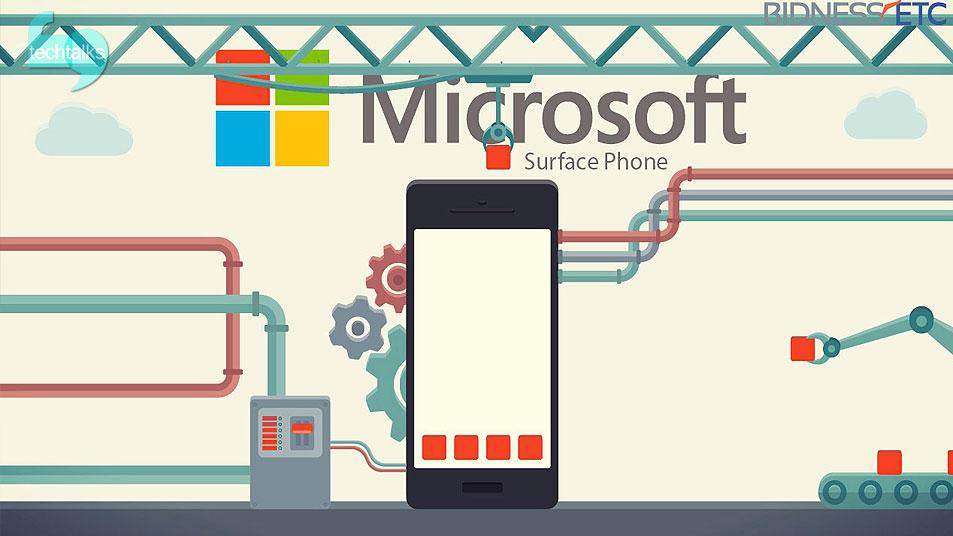 تک تاکس – نتایج تست Surface Phone مایکروسافت افشا شد – techtalks.ir