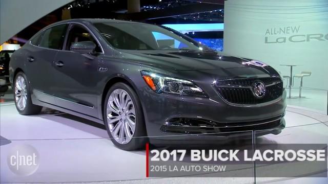 فنآوری خودرو: لاکروس ۲۰۱۷ درخشش دوباره بیوک