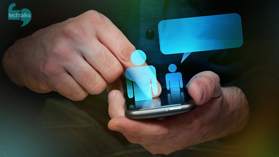 تک تاکس - اپلیکیشن پیامرسان گوگل ارتقاء مییابد - techtalks.ir