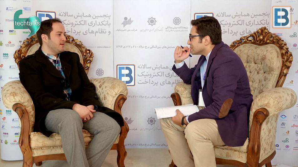 تک تاکس - گفتگو با علی فارمد - نفر دوم مسابقه سخن تازه - techtalks.ir