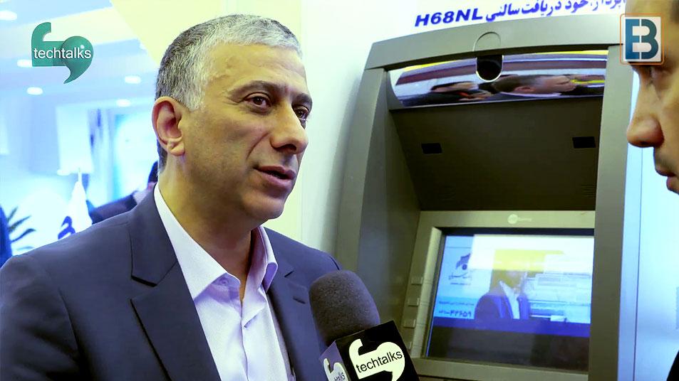 تک تاکس - گفتگو با سیامک صمیمی - مدیر امور مشتریان ایران ارقام - techtalks.ir