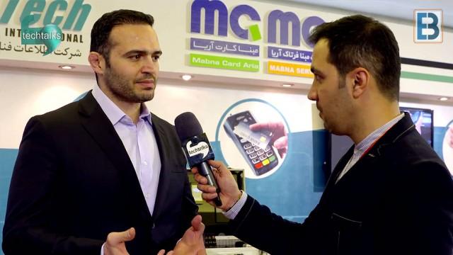 تک تاکس - مصاحبه با شهرام رشتی - مدیرعامل مبناکارت آریا - techtalks.ir