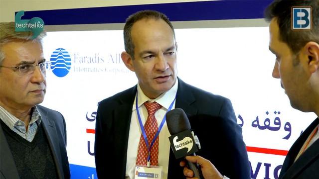 مصاحبه با Paulo Gomes - مدیر بخش منطقه خاورمیانه و آفریقا WINCOR NIXDORF - تک تاکس - techtalks.ir