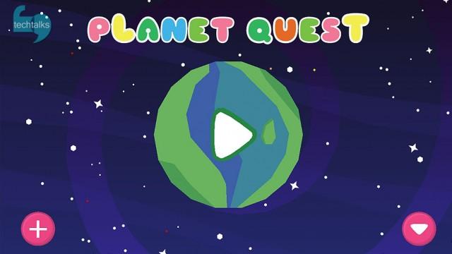 ماموریت کهکشانی Planet Quest