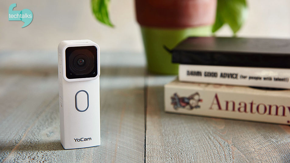 تک تاکس - yocam یک دوربین ضدآب همه کاره - techtalks.ir