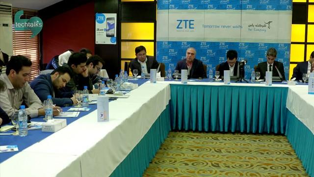 ورود موبایلهای ZTE به ایران، اینبار با یاس (قسمت دوم)
