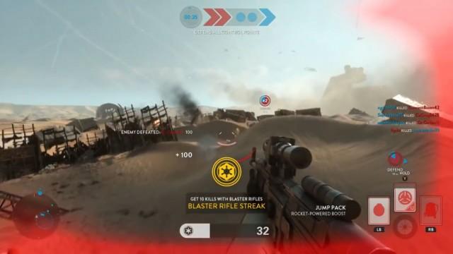 نقد و بررسی محتوای قابل دانلود جدید برای بازی خط مقدم جنگهای ستارهای (Battle of Jakku DLC)