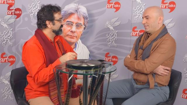 امروز: گفتوگوی جواد یحیوی با بزرگمهر حسینپور طراح پوستر جشنواره
