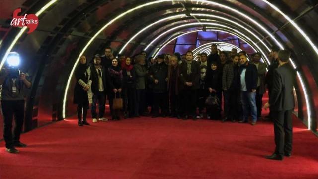 فرش قرمز فیلم « لانتوری»
