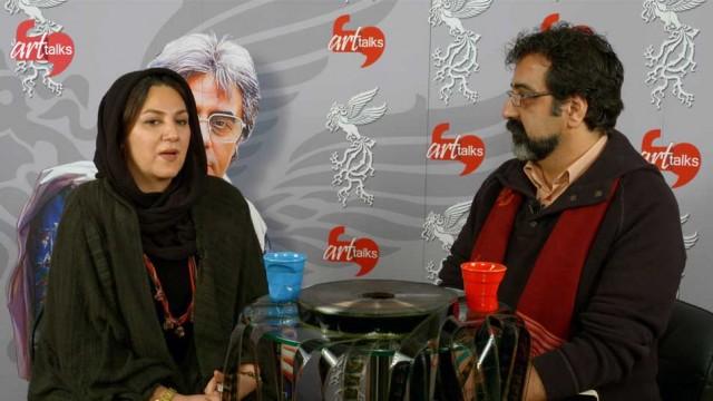 شبانه: گفتوگوی جواد یحیوی با ستاره اسکندری(نسخه کامل)