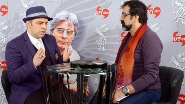 شبانه: گفتوگوی جواد یحیوی با بهرنگ علوی(نسخه کوتاه)