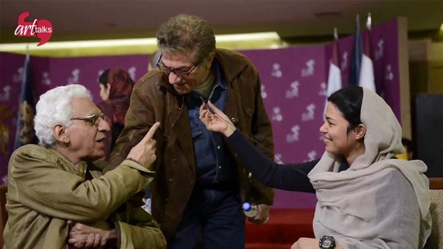 شبانه: گفتوگوی مارال دوستی با کیومرث پوراحمد