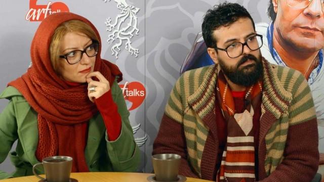 امروز:گفتوگوی جواد یحیوی با ابراهیم ابراهیمیان و سارا سلطانی کارگردان و نویسندهی (آدت نمیکنیم)- نسخه کامل