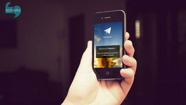 تلگرام دومین اپلیکیشن پیامرسان
