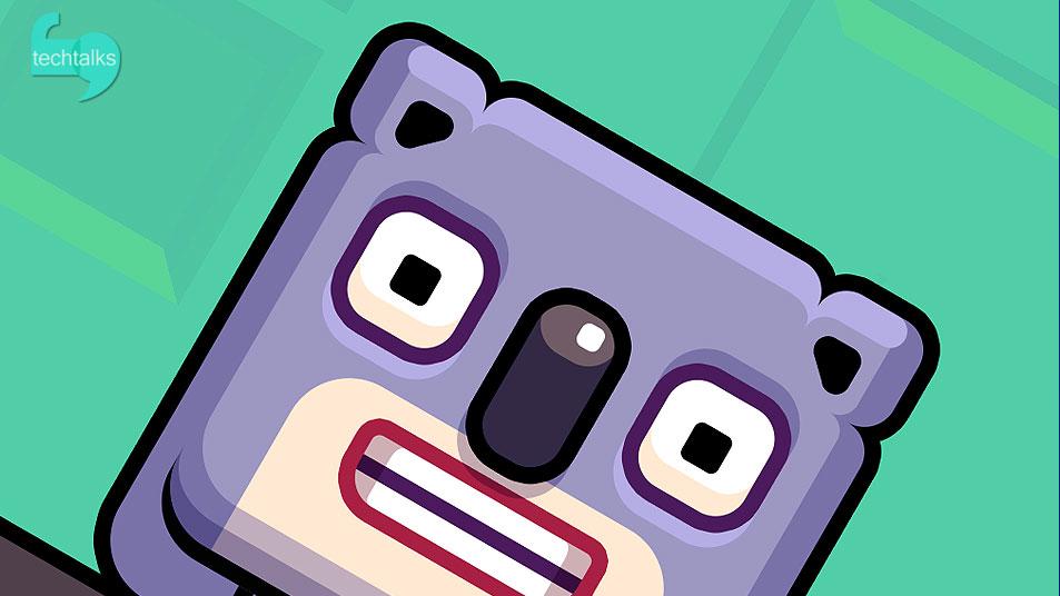 کوالا را از زندان نجات دهید - Cube Koala - تک تاکس - techtalks.ir