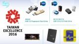 """اپیسر بیستوچهارمین جایزه""""Taiwan Excellence Award""""را دریافت کرد"""