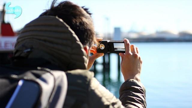 تک تاکس - Mokacam کوچکترین دوربین 4K دنیا - techtalks.ir