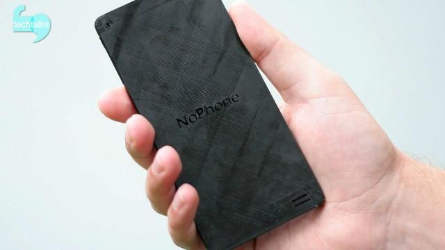 Nophone هدیه ایی برای معتادان به موبایل