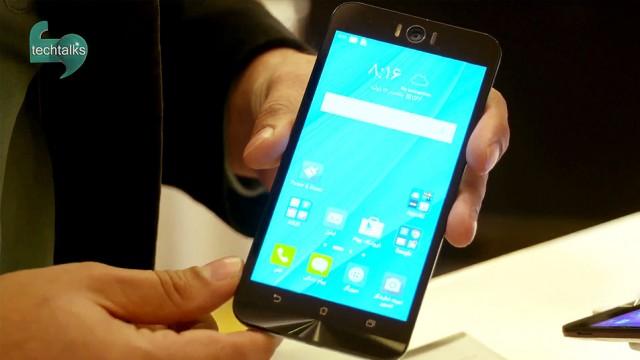معرفی تلفن هوشمند Asus Zenfone Selfie