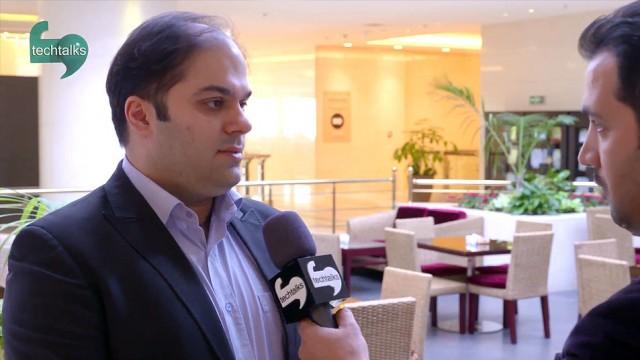 مصاحبه با کاوه هاشم نیا – مدیر توسعهی بازار کالای ایسوس