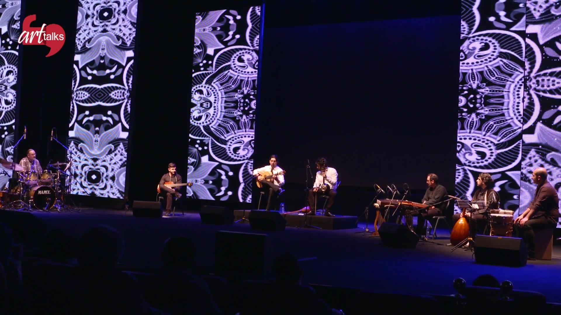 تک تاکس - گزارش کنسرت سهراب پورناظری و آنتونیو ری در جشنواره موسیقی فجر 6 - techtalks.ir