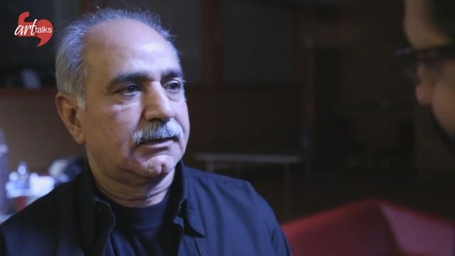 گفتوگوی آرتتاکس با پرویز پرستویی پس از دریافت سیمرغ بهترین بازیگر مرد