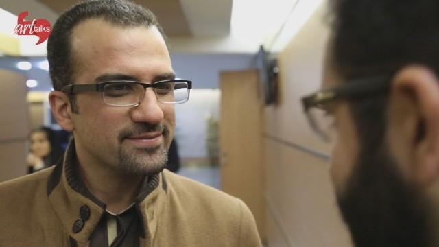 گفتوگوی آرتتاکس با هادی اسلامی پس از دریافت سیمرغ بهترین جلوههای ویژه