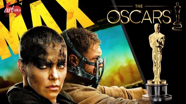 تک تاکس - پروندهی اسکار(6):معرفی فیلم: Mad Max: Fury Road / مکس دیوانه: جاده خشم - نامزد بهترین فیلم اسکار هشتاد و هشتم - techtalks.ir