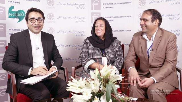 همایش تجاری و بانکی ایران اروپا(۱۸)- گفتگو با مهمانان خارجی-۴