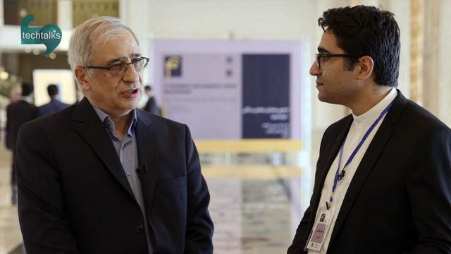 همایش تجاری و بانکی ایران اروپا(۲۴)- گفتگو با دکتر مظاهری، دبیرکل اسبق بانک مرکزی