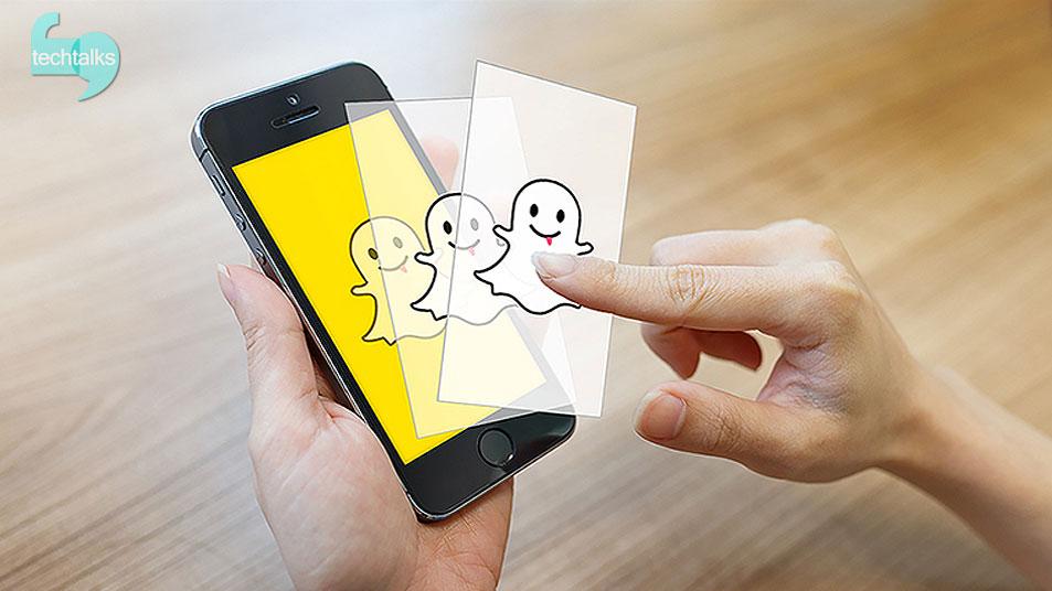 تک تاکس - اسنپ چت و واتس اپ در پی رقابت با تلگرام - techtalks.ir