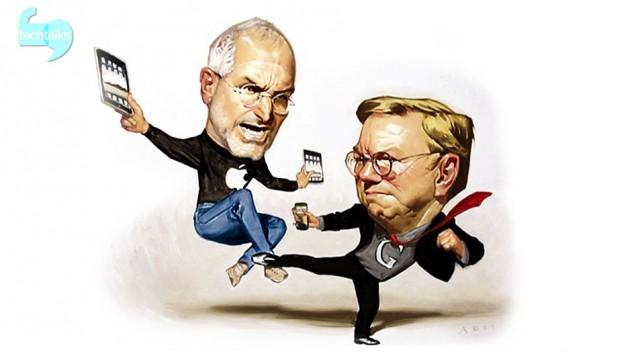 ارزش کدام شرکت بیشتر است، الفابت یا اپل؟