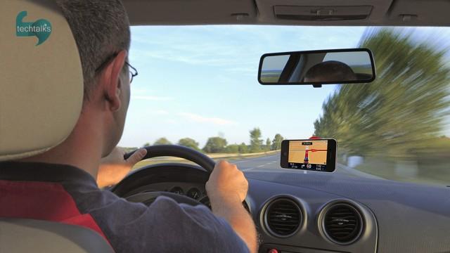 ۹۰ درصد آمریکایی ها از گوشی به عنوان مسیریاب استفاده میکنند
